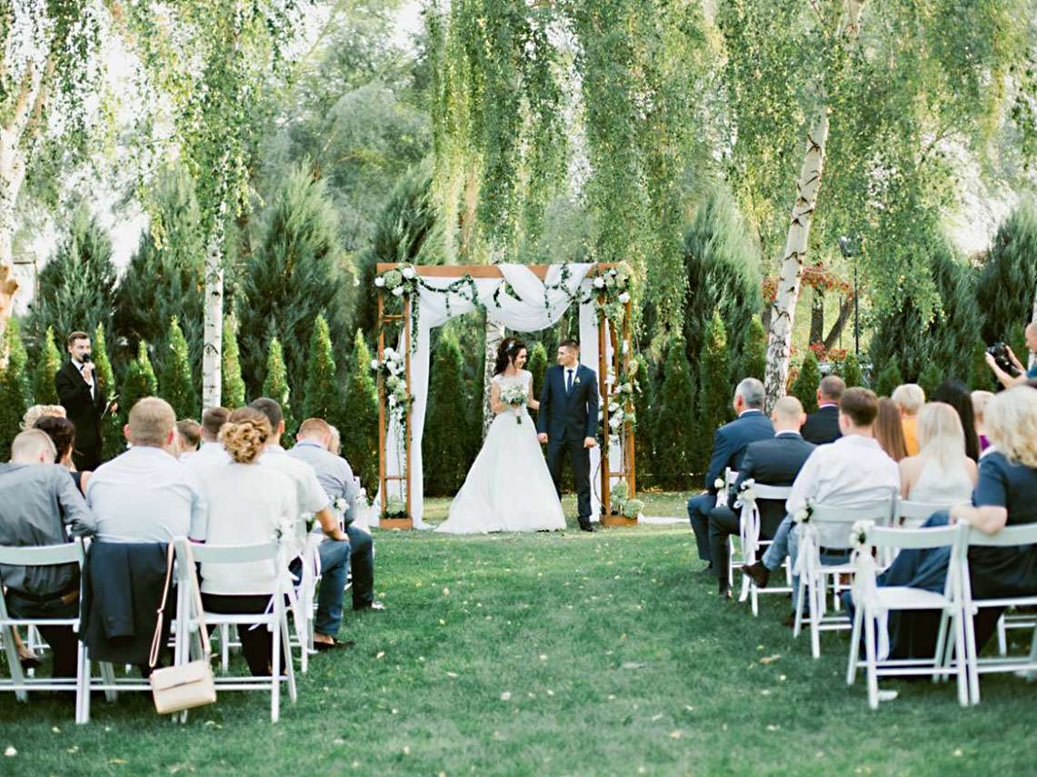 весілля за містом