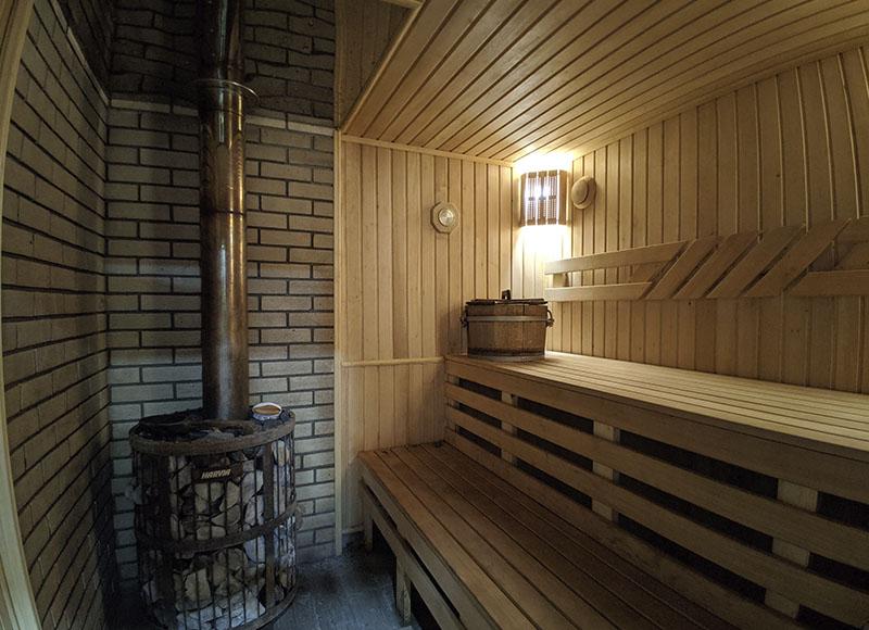 баня за городом